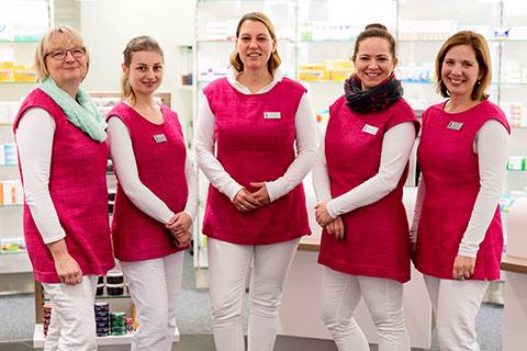 Team Möwen Apotheke